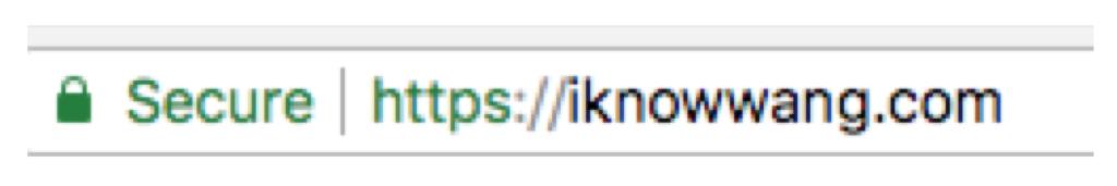 網址 example